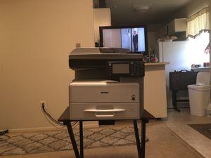 Rich/Aficio mp301 multifunction printer/scanner/copier and fax machine for Sale in Baton Rouge, LA