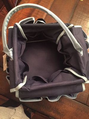 Neatnix square bucket organizer for Sale in Bedford Park, IL