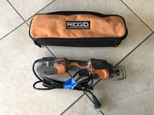 Rigid Multitool with case for Sale in Oceanside, CA