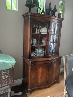 Antique China cabinet for Sale in Mission Viejo, CA