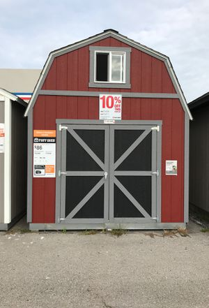 Tuff Shed TB-700 10 x 16. Was $5856.00 Now $5271.00 for Sale in Fairview Heights, IL