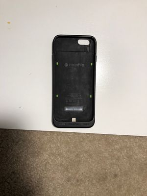iPhone 6 Mophie case for Sale in Lehi, UT