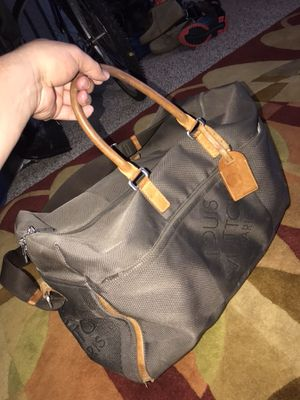 Authentic Louis Vuitton travel bag $800 for Sale in Rockville, MD