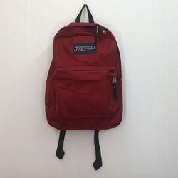 JanSport T501 Original SuperBreak 100% Red Backpack for Sale in Montclair,  CA