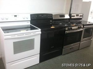 Gas/Electric Stoves ASAP for Sale in Stone Mountain, GA