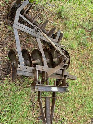 Antique John Deere Disc Harrow Cultivator for Sale in Grant-Valkaria, FL
