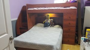 Full size bunk bed for Sale in Hialeah, FL