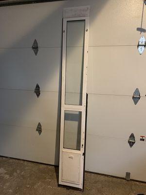 Dog Door or Pet Door for Sliding Glass Door for Sale in Renton, WA