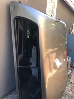 Camper shell chevy truck for Sale in Carlsbad, CA