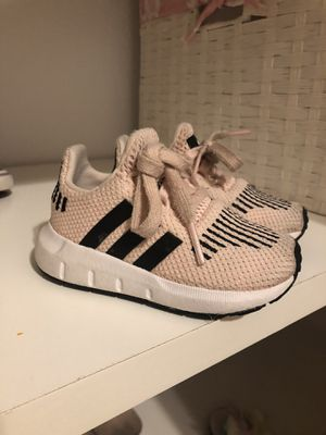 Baby girl adidas shoes for Sale in Murrieta, CA