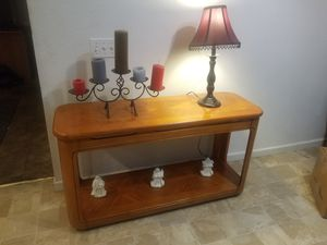 Console table for Sale in Riverbank, CA