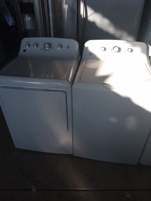 General electric washer and dryer set for Sale in Modesto, CA