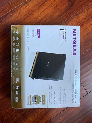 Netgear R3600 Smart WiFi Router for Sale in Fremont, CA
