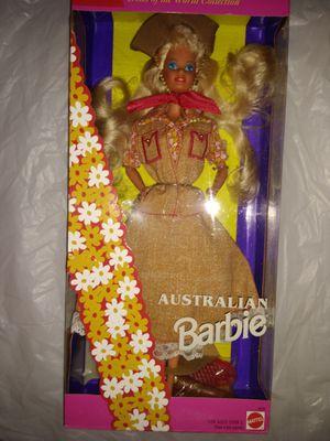 Australian barbie for Sale in Fresno, CA
