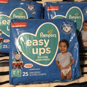 Pampers Easy Up for Sale in Fillmore, IL