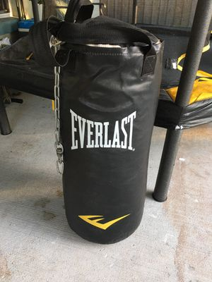 Punching bag for Sale in St. Cloud, FL