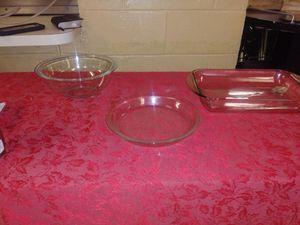 Glass Bake Ware for Sale in Norfolk, VA
