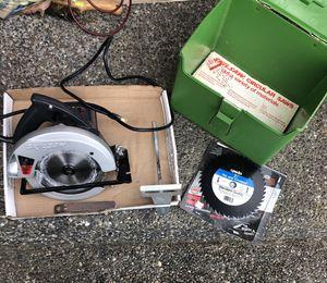 Skilsaw 675-S Electric Circular Hand Saw for Sale in Lynnwood, WA
