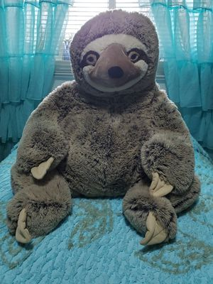 Sloth stuffed animals & 1 peep. $10.00 each for Sale in Phoenix, AZ