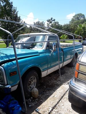 1972 Chevrolet C10 for Sale in Texas City, TX