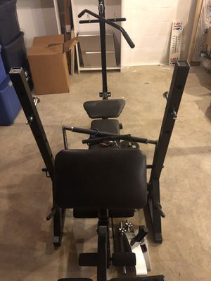 Weight bench for Sale in Bedford, VA