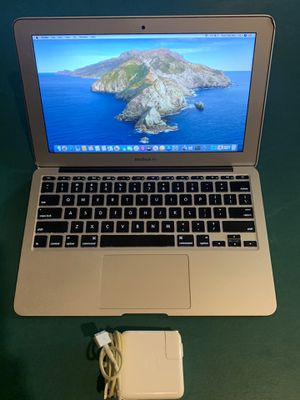 """2014 MacBook Air 11"""" with original Charger for Sale in Phoenix, AZ"""