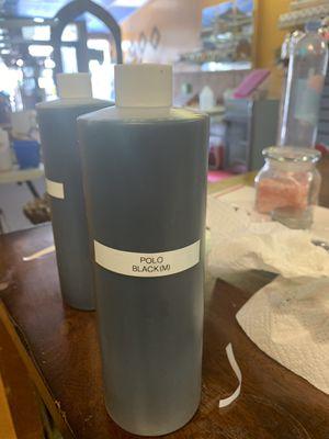 Polo black (m) body oil fragrances 4oz for Sale in Wilkes-Barre, PA