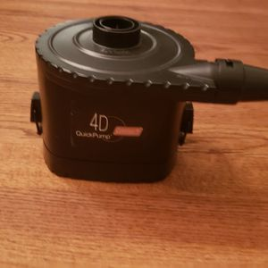 Coleman 4D Electric Air Pump for Sale in North Bend, WA