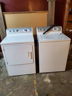 Washer and dryer for Sale in Oklahoma City, OK