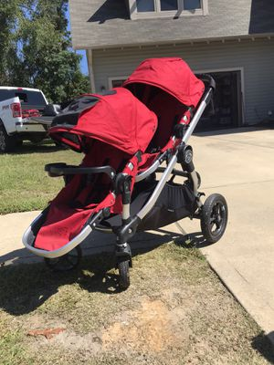 City Select Baby jogger (double stroller) for Sale in Columbus, GA