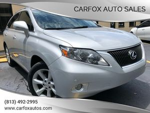 2011 Lexus RX 350 for Sale in Tampa, FL