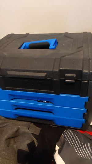 Mostly complete kobalt tool kit for Sale in Marysville, WA