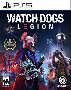 Watchdogs Legion for PS5 (New) for Sale in Orlando,  FL