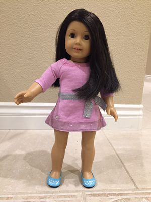 American Girl Truly Me #25 Doll Black Hair/Brown Eyes for Sale in Moapa, NV