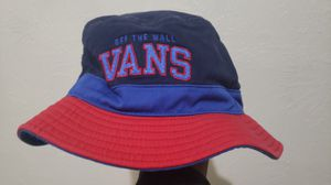 Vans bucket hat for Sale in Mesquite, TX
