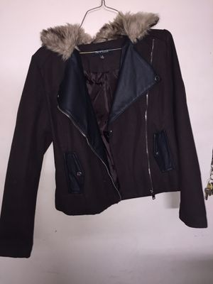 Junior girls suede jacket for Sale in Chicago, IL