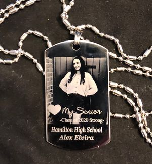 Personalized Engraved Pendant for Sale in GILBERT, AZ
