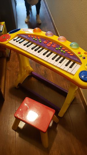 Little tikes piano for Sale in Puyallup, WA