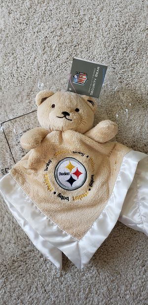 Steelers baby bear NEW! for Sale in Cary, NC