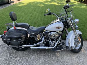 2007 Harley Davidson Heritage Softail for Sale in Mascoutah, IL