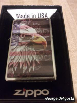 Authentic Zippo American Pride lighter for Sale in Croydon, PA