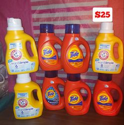 tide / arm and hammer PENDING PICK UP for Sale in Kansas City, MO