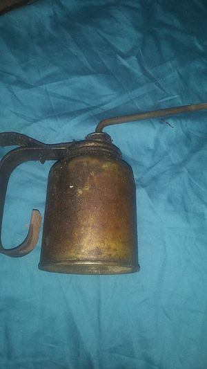 Antique oil can for Sale in Gilmer, TX