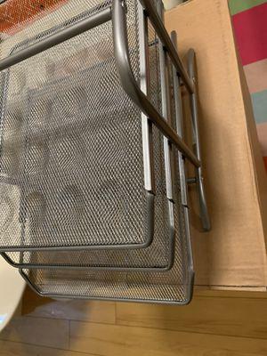 Desk storage organizing shelf for Sale in Milpitas, CA