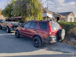 2002 Honda CRV lx for Sale in Pittsburg, CA