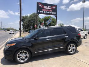 2012 Ford Explorer for Sale in San Antonio, TX