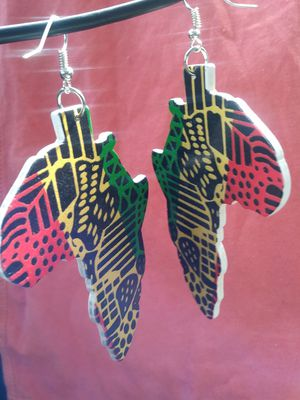 African Earrings for Sale in St. Louis, MO