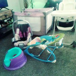 Baby accessories 5 for Sale in Lizella, GA