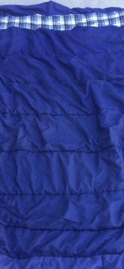 Queen Size Sleeping Bag for Sale in Fontana,  CA