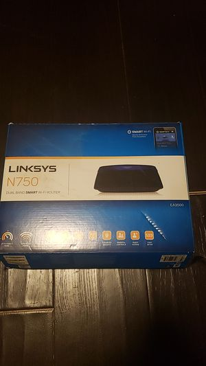 Linksys router for Sale in Santa Monica, CA